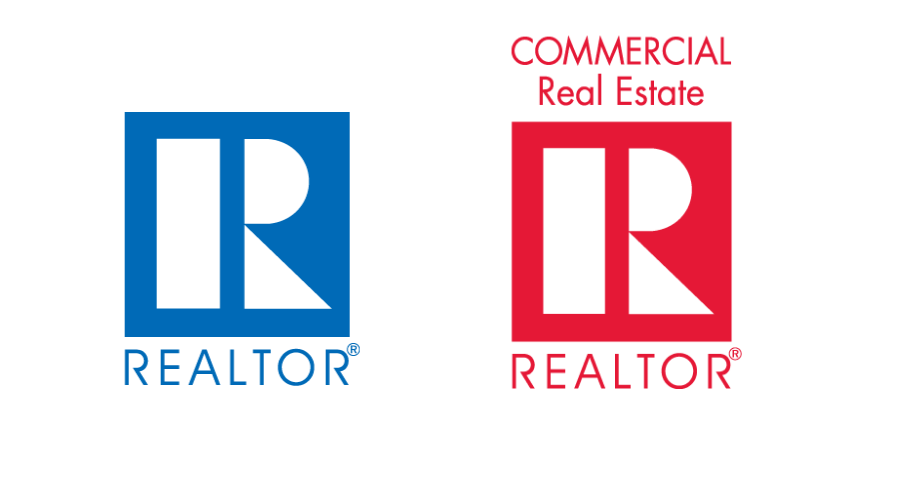 Two Realtor Logos Combined