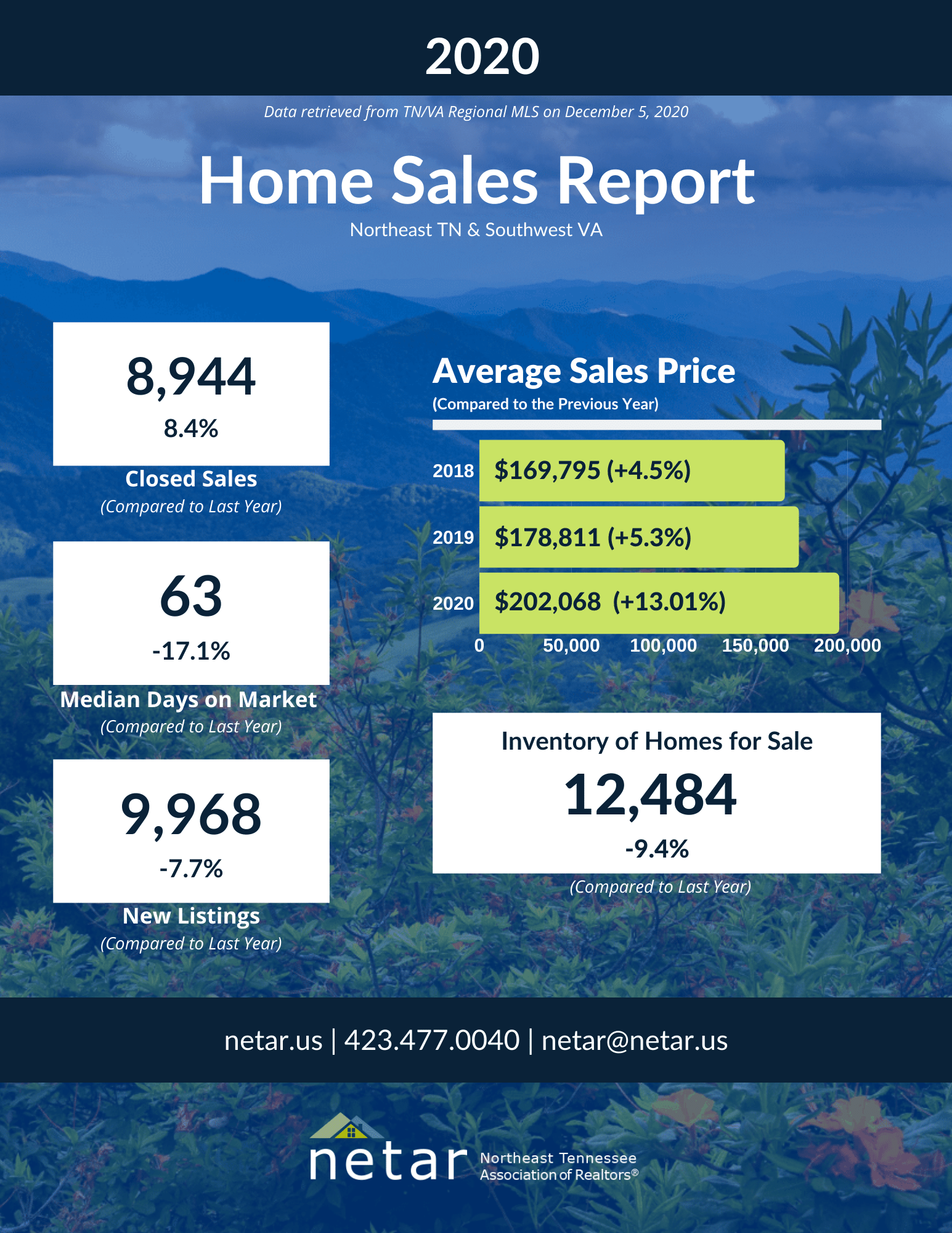 2020 Home Sales Report