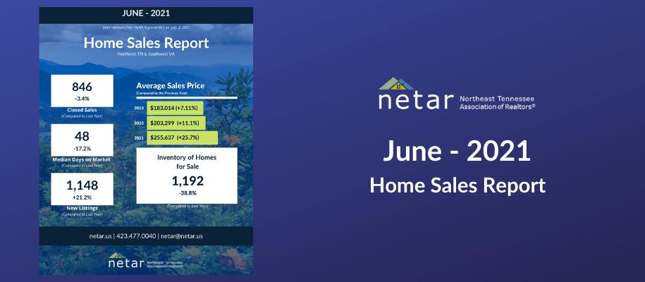 June Home Sales Report